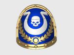 Ultra Legion Elite - Gen2:Crusader Shoulder x10