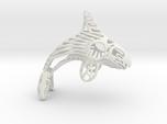 Alaskan Orca Ornament