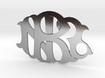 NZR monogram badge