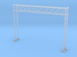 HO Scale Sign Gantry 105mm