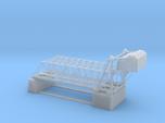 Double Bascule Lift Bridge Z Scale