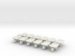 Wheelbarrow 01. HO Scale (1:87)