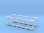 MRC Berkshire Eccentric Rods x4 - N Scale 1:160