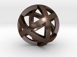 0401 Spherical Cuboctahedron (d=2.2cm) #001