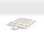 SciFi Tile 23 - Alternate Diamond plate
