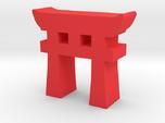 Game Piece, Torii Gate