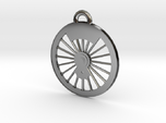 New York Central #999 Driver Necklace