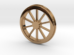McKeen Driver Wheel In O Scale