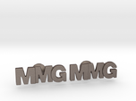 Monogram Cufflinks MMG