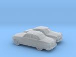 1/160 2X 1949 Ford Fordor Sedan