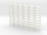 Ladder 01. O Scale (1:43)