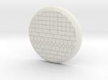 28mm Base - Tiled floor