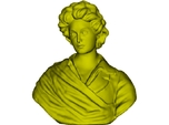 1/9 scale Percy Bysshe Shelley bust