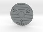Jedi Holoprojector Plate