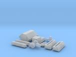 1/24 Small Block Chevy Basic Engine Kit