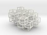 Interlocked Cubes