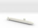 Los Angeles class SSN (688i), Full Hull, 1/1800
