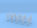 1-144 Male Zombie Set