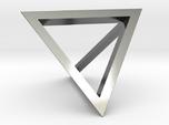 Tetrahedron Pendant