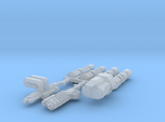 6mm Weapon Sprue A