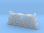 Pickup Truck Cab Guard Grid Style 2pack 1/87 HO Sc