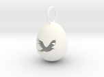 Bird Egg Pendant