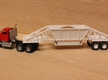1:160 N Scale Bottom Dump Trailer