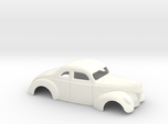 1/24 1940 Ford Coupe 2 Inch Chop