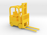 Forklift 20 Ton - HO 87:1 Scale