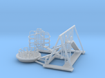 Playground Set - N 160:1 Scale