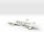 Grumman JRF-5 Goose (3 airplane set) 1/285 6mm