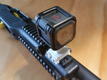 GoPro Simple Picatinny Clamp Mount