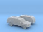 1/160 2X 1999 Chevrolet Suburban