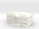 White House (1/1000 Scale Model)