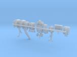 1/285 Scale WW2 SeaBees Equipment