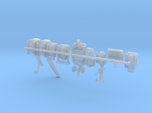 1/350 Scale WW2 SeaBees Equipment