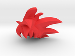 Custom Goku God Inspired Lego