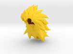 Vegeta SSj3 Hair MINIMATE Dragon Ball Z