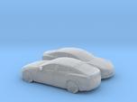 1/160 2X 2012-16 Tesla Model S