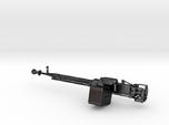Russian DShK Machine gun 1:10 scale
