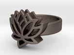 US7 Ring XXV: Tritium (Stainless Steel)