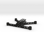 Trussed 123mm Micro FPV Quadcopter Frame