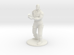 Soldier With Staff - 20 mm