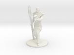Jaffa Guard Firing his Zat - 20mm tall
