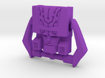 Headmaster, G1 Smirking Face (Titans Return)