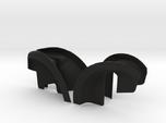 Sand Scorcher Wheel Arches / Inner Fenders set