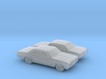 1/160 2X 1965 Buick Skylark Sedan