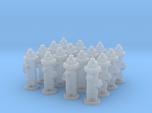 Hydrant type : A H0 (1:87) 16 Pcs