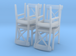 IKEA Ingolf Chair Set of 4
