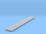 Heavyweight Flatcar - 68 foot - Zscale